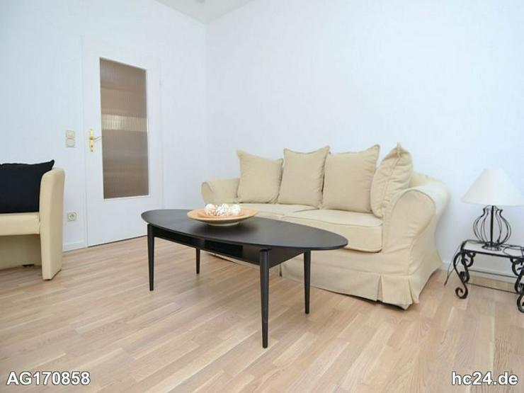 Bild 6: Modern möblierte 2-Zimmer Wohnung, in Top Lage, mit Balkon in Wiesbaden-Aukamm