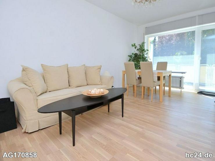 Bild 5: Modern möblierte 2-Zimmer Wohnung, in Top Lage, mit Balkon in Wiesbaden-Aukamm