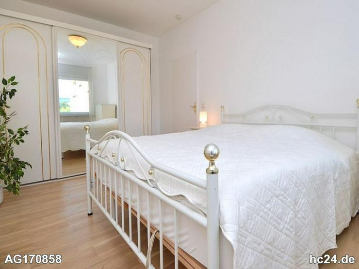 Bild 2: Modern möblierte 2-Zimmer Wohnung, in Top Lage, mit Balkon in Wiesbaden-Aukamm