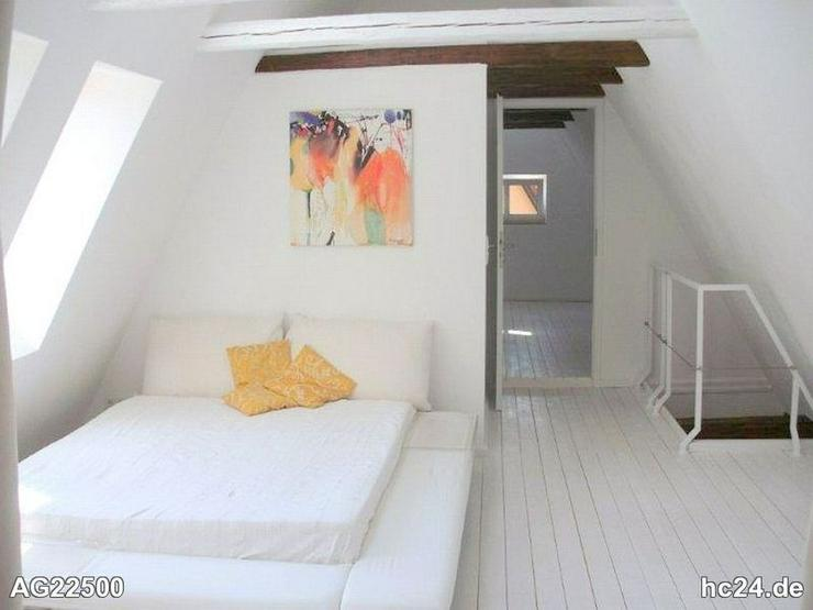 Exklusives, offenes Loft über 2 Etagen mit großem Balkon bei Hersbruck - Wohnen auf Zeit - Bild 1