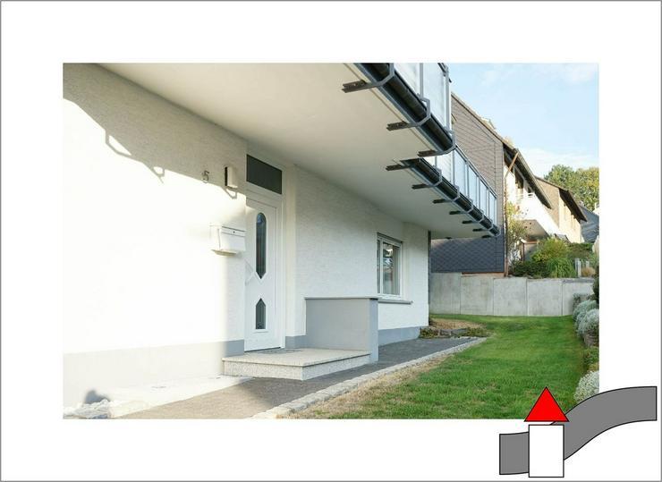 Zu zweit und doch allein: Einliegerwohnung mit eigenem Eingang im ruhigen Zweifamilienhaus - Wohnung mieten - Bild 1