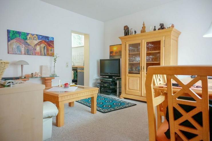 Bild 2: Zu zweit und doch allein: Einliegerwohnung mit eigenem Eingang im ruhigen Zweifamilienhaus