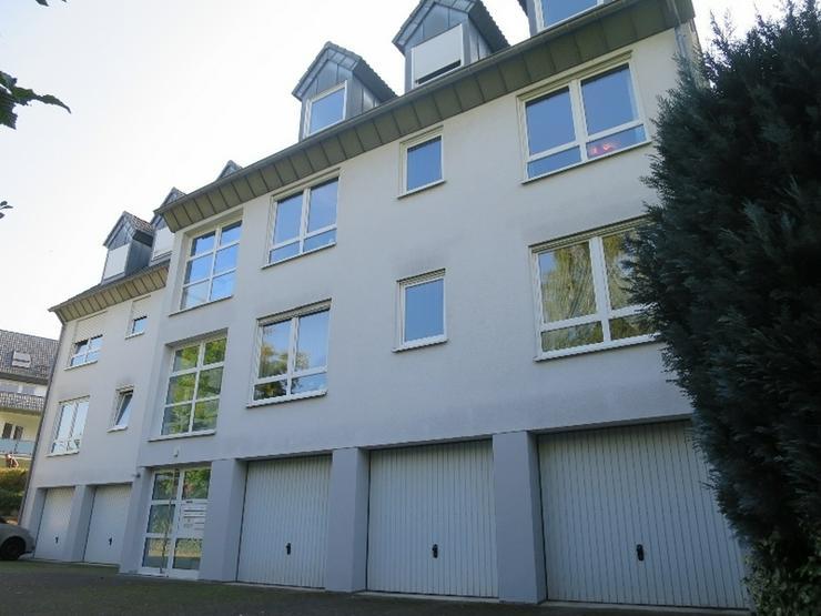 PROVISIONSFREI! Wallerfangen: 3-Zimmer-Whg. 97 m² mit Balkon und Garage in zentrumsnaher ...