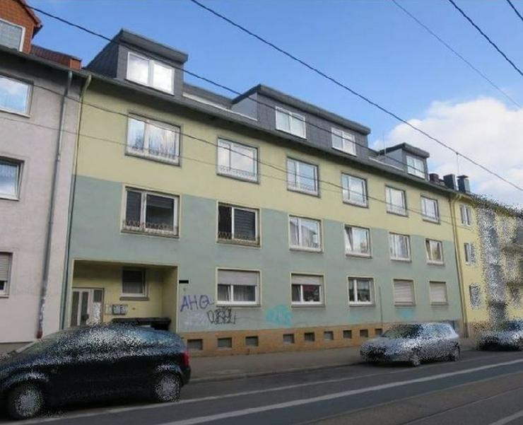 PROVISIONSFREI! Gepflegte 68 m²/2-Zimmer-DG-Wohnung mit Loggia, in guter Lage von Bochum