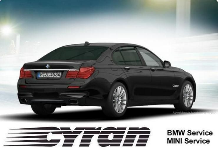 Bild 2: BMW 750iA M-Sportpaket Navi Prof. SHD Standh. TV