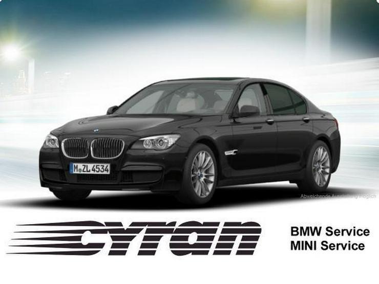BMW 750iA M-Sportpaket Navi Prof. SHD Standh. TV