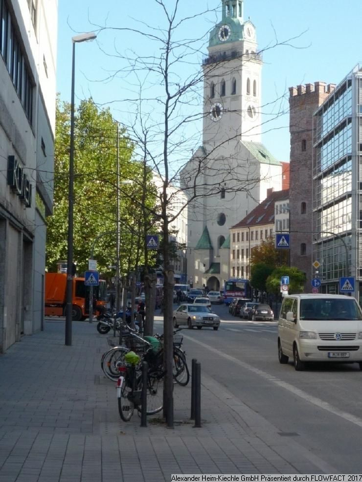 Fußgängerzone nahe Jakobsplatz, München