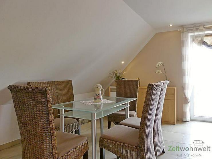 Bild 2: (EF0450_M) Dresden: Naußlitz, möblierte Wohnung im Dachgeschoss, Stehbalkon, WLAN inklus...