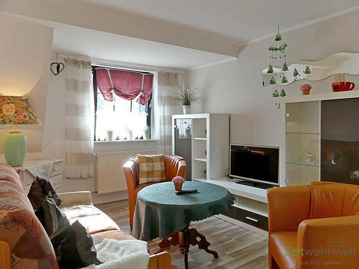 Bild 4: (EF0450_M) Dresden: Naußlitz, möblierte Wohnung im Dachgeschoss, Stehbalkon, WLAN inklus...