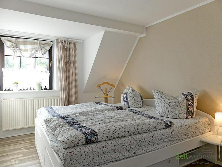 Bild 5: (EF0450_M) Dresden: Naußlitz, möblierte Wohnung im Dachgeschoss, Stehbalkon, WLAN inklus...