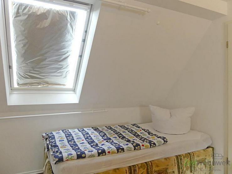 Bild 6: (EF0450_M) Dresden: Naußlitz, möblierte Wohnung im Dachgeschoss, Stehbalkon, WLAN inklus...