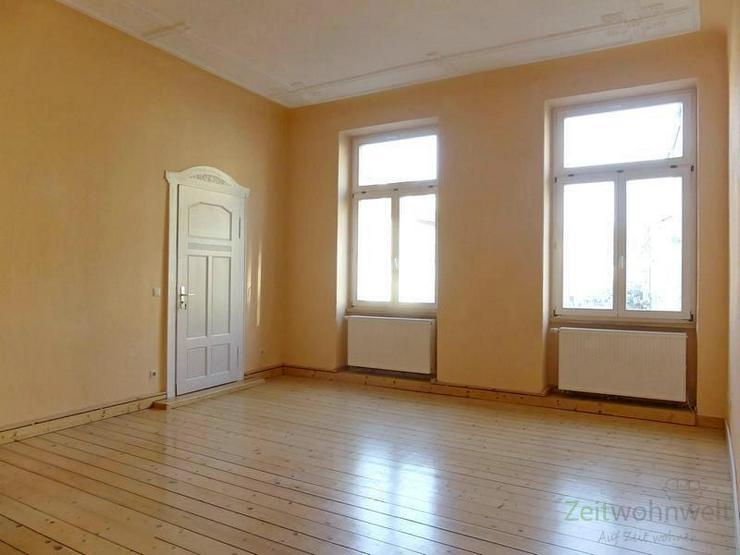 (12403_06) MGN: große 4-Zimmer-Wohnung mit Stuckdecken, Balkon und Holzdielung in der Inn...