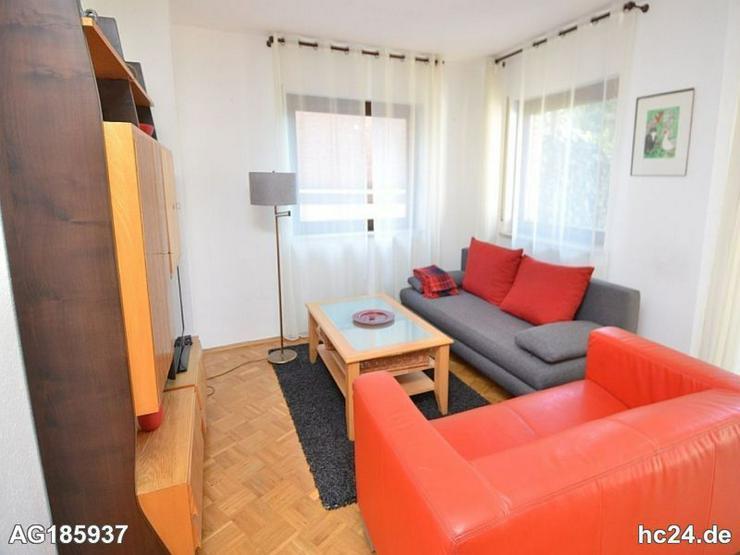 Möblierte 2-Zimmer Wohnung mit Internet, PKW-Stellplatz und Terrasse in Mainz
