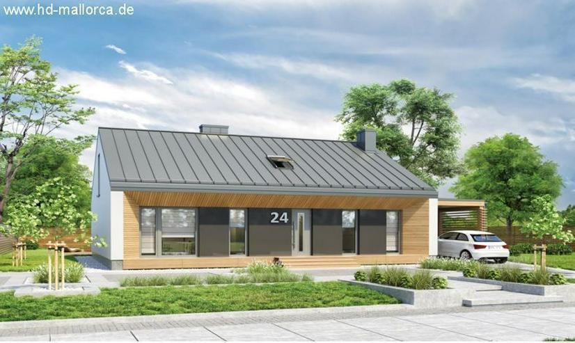 Bild 2: : Wunderschönes Chalet (Neubau/deutsche Qualität) in Sa Rapita im Neubaugebiet