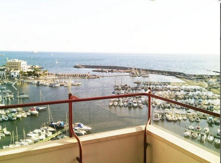 : Gemütliche Wohnung in erster Meereslinie von Portixol mit Panoramablick zur Miete - Wohnung mieten - Bild 1