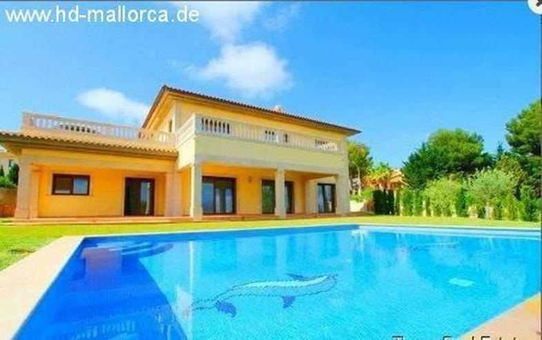 : Traumhaftes Anwesen mit atemberaubendem Blick in Santa Ponsa zum Kauf oder zur Miete