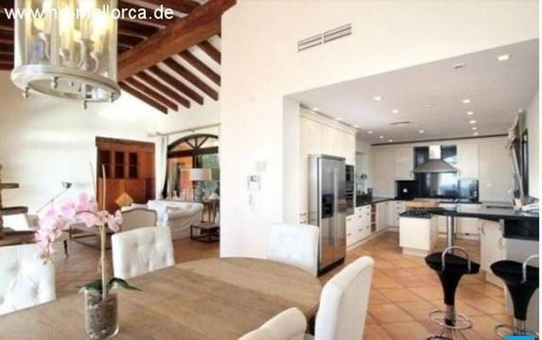 Bild 6: : Fantastische Villa in erster Meereslinie in Santa Ponsa zur Miete