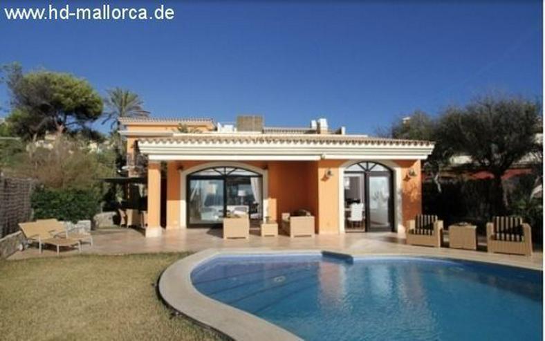 : Fantastische Villa in erster Meereslinie in Santa Ponsa zur Miete - Haus mieten - Bild 1