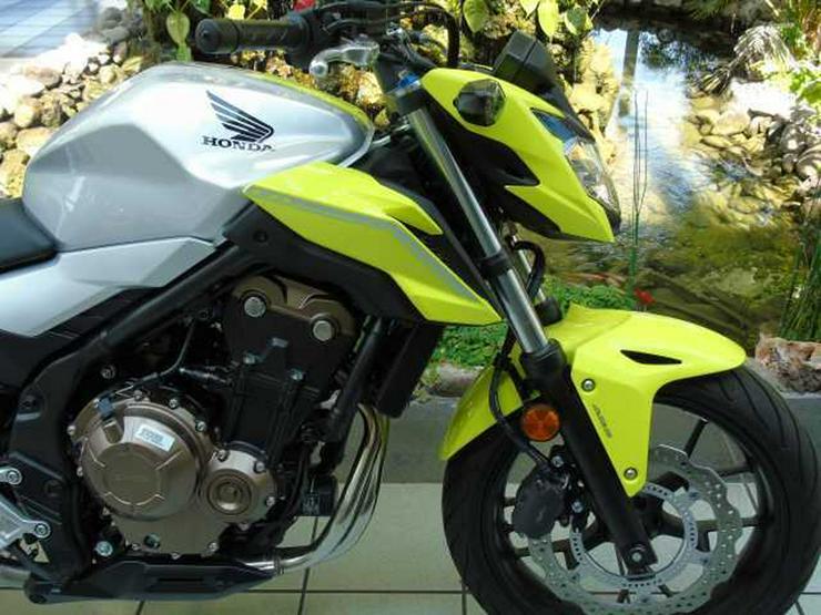 Bild 5: HONDA CB 500 F ABS 'Akrapovic'