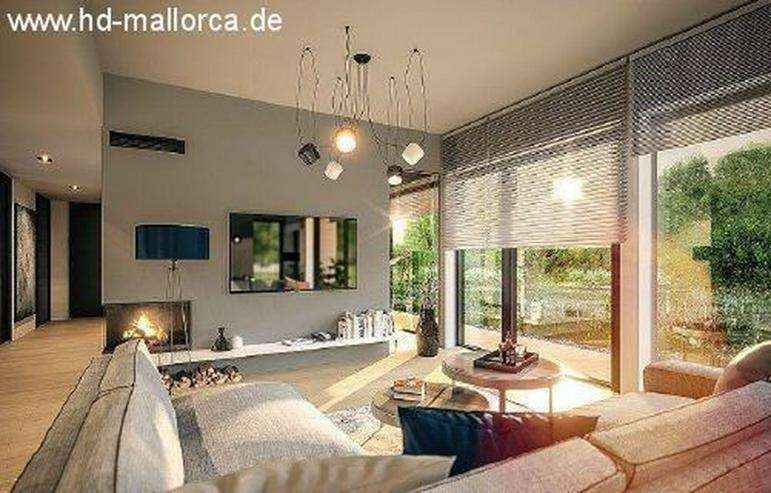 Bild 3: : Wunderschönes 3 SZ Chalet (Neubau/deutsche Qualität/ Ökohaus) in Sa Rapita im Neubaug...