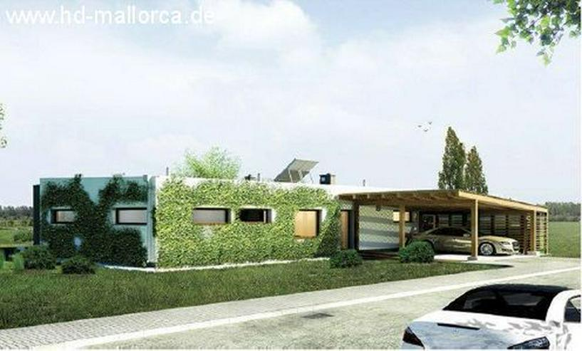 Bild 2: : Wunderschönes 3 SZ Chalet (Neubau/deutsche Qualität/ Ökohaus) in Sa Rapita im Neubaug...