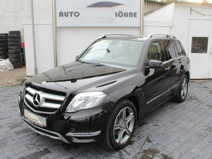 Mercedes Benz Glk 220 Cdi 4 Matic Be Leder Navi Pdc In Löhne Auf