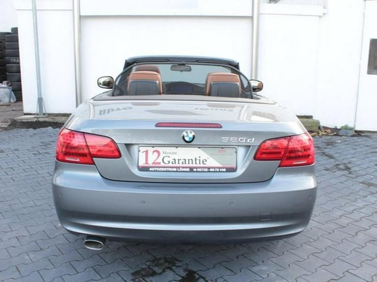 Bild 5: BMW 320d Cabrio LEDER NAVI XENON PDC AUS 2.HAND