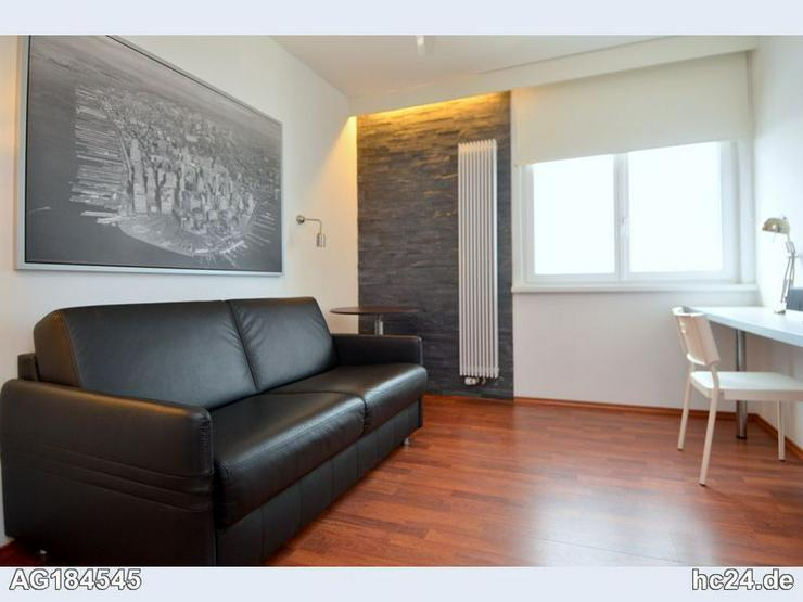 Möbliertes 1-Zimmer Apartment mit Aufzug in zentraler Lage in Mainz