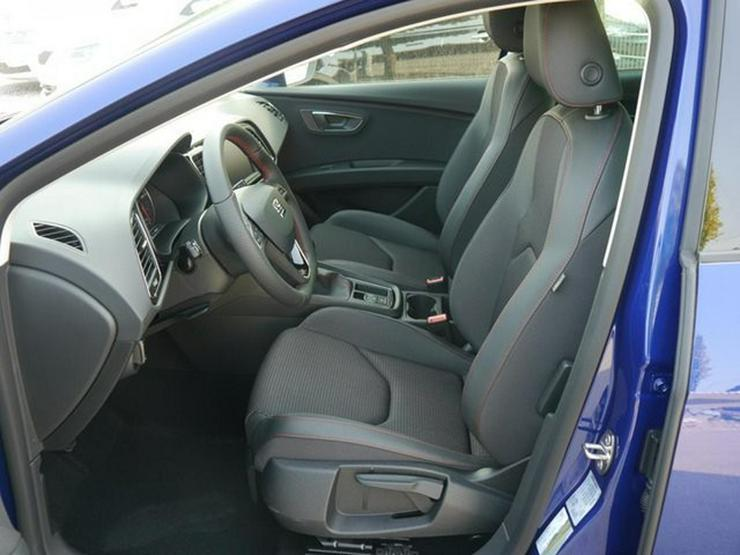Bild 4: SEAT Leon 1.5 TSI FR * 18 ZOLL * VOLL-LED * WINTERPAKET * PDC * SITZHEIZUNG * RÜCKFAHRKAMERA