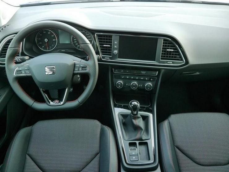 Bild 6: SEAT Leon 1.5 TSI FR * 18 ZOLL * VOLL-LED * WINTERPAKET * PDC * SITZHEIZUNG * RÜCKFAHRKAMERA