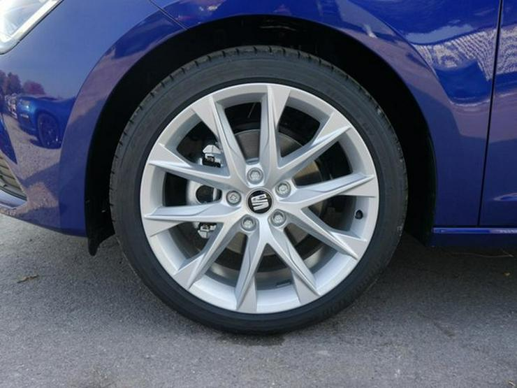 Bild 3: SEAT Leon 1.5 TSI FR * 18 ZOLL * VOLL-LED * WINTERPAKET * PDC * SITZHEIZUNG * RÜCKFAHRKAMERA