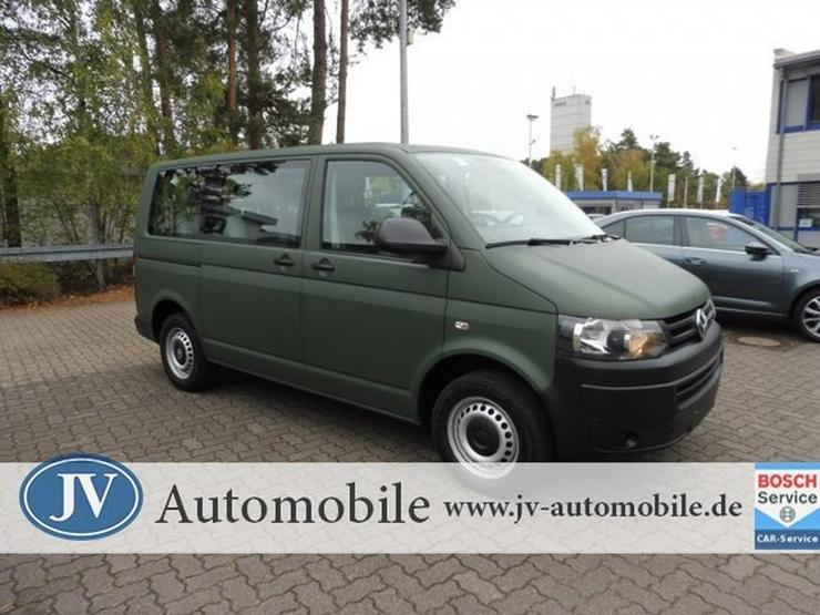 VW T5 Kombi 2.0 TDI KRS*4-MOTION* /ELEK-PAK/KLIMA/ - T5 - Bild 1