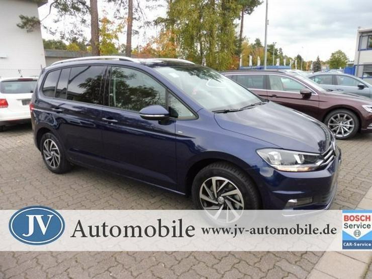 VW Touran JOIN 1.4TSI BMT +NAVI/PARK-ASS/ACC/7SITZE - Touran - Bild 1