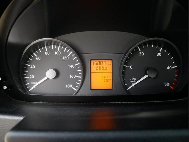 Bild 5: MERCEDES-BENZ Sprinter II Pritsche DoKa 213 CDI