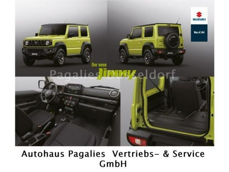 SUZUKI Jimny 1.5 4x4 Comfort - der neue JIMNY!