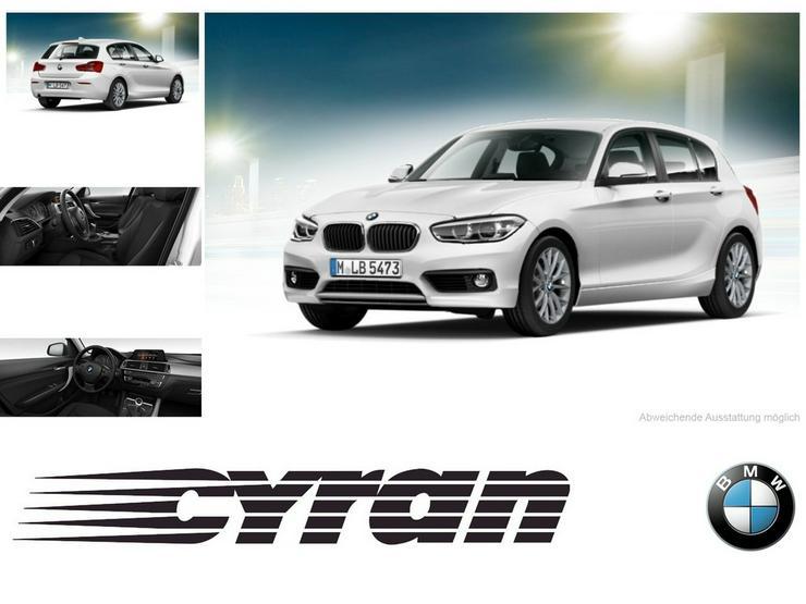 BMW 118I (Bluetooth Navi Klima)