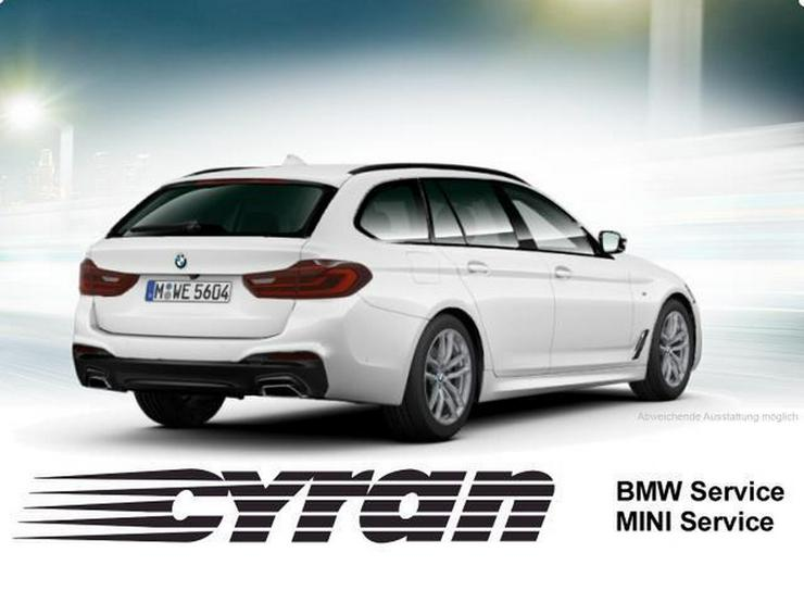 Bild 2: BMW 520d Touring M Sportpaket Navi Business RFT