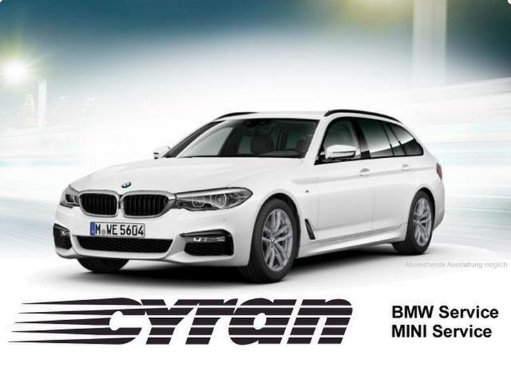 BMW 520d Touring M Sportpaket Navi Business RFT - 5er Reihe - Bild 1