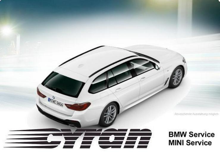 Bild 5: BMW 520d Touring M Sportpaket Navi Business RFT