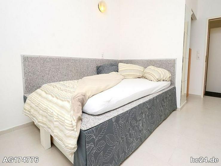 Möblierte 1-Zimmer Wohnung mit Internetanschluss und Balkon in Dotzheim