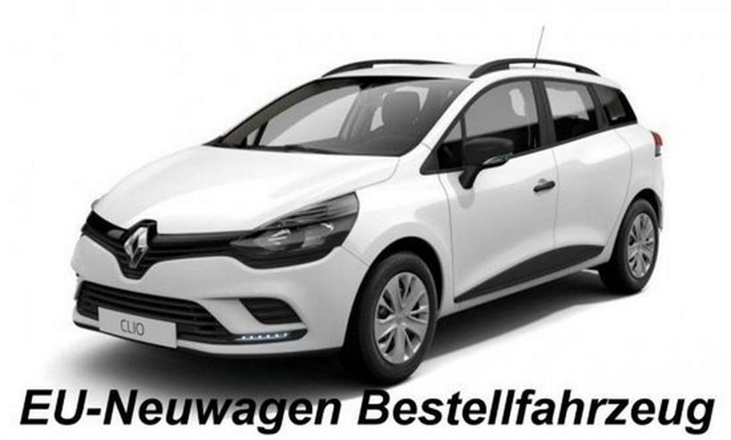 Renault Clio Grandtour Mod. 2019 0,9 TCe Life  NEU-Bestellfahrzeug inkl. Anlieferung (D) - Clio - Bild 1