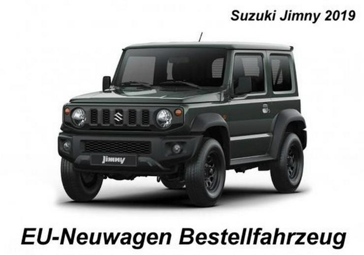 Suzuki Jimny Mod. 2019 1.5 GA ALLGRIP NEU-Bestellfahrzeug inkl. Anlieferung (D) - Jimny - Bild 1