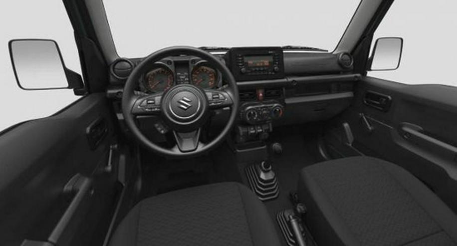 Bild 4: Suzuki Jimny Mod. 2019 1.5 GA ALLGRIP NEU-Bestellfahrzeug inkl. Anlieferung (D)