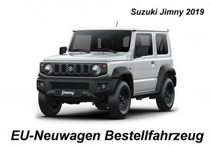Suzuki Jimny Mod. 2019 1.5 GL ALLGRIP NEU-Bestellfahrzeug inkl. Anlieferung (D) - Jimny - Bild 1