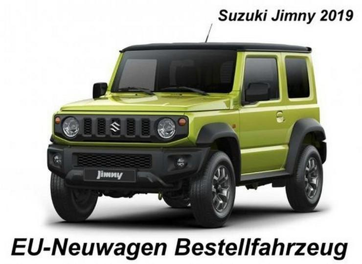 Suzuki Jimny Mod. 2019 1.5 GLX ALLGRIP NEU-Bestellfahrzeug inkl. Anlieferung (D) - Jimny - Bild 1