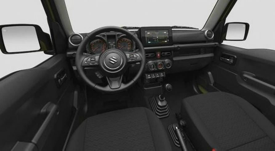 Bild 4: Suzuki Jimny Mod. 2019 1.5 GLX ALLGRIP NEU-Bestellfahrzeug inkl. Anlieferung (D)