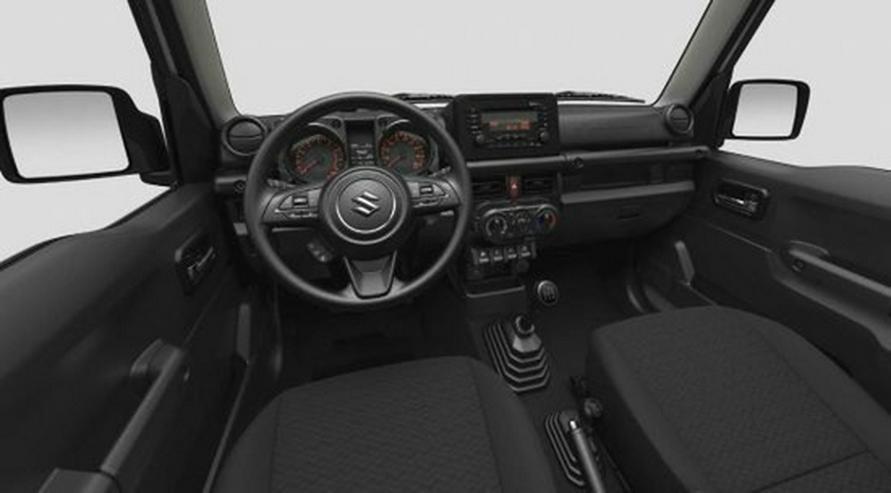 Bild 4: Suzuki Jimny Mod. 2019 1.5 GL ALLGRIP + Automatik NEU-Bestellfahrzeug inkl. Anlieferung (D)