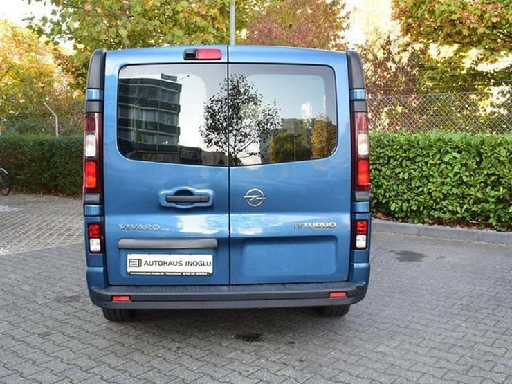 Bild 4: OPEL Vivaro B 1.6 CDTi S&S 9-Sitzer Euro6 L2 Navi/Cam PDC Optik Paket II BT BC NSW