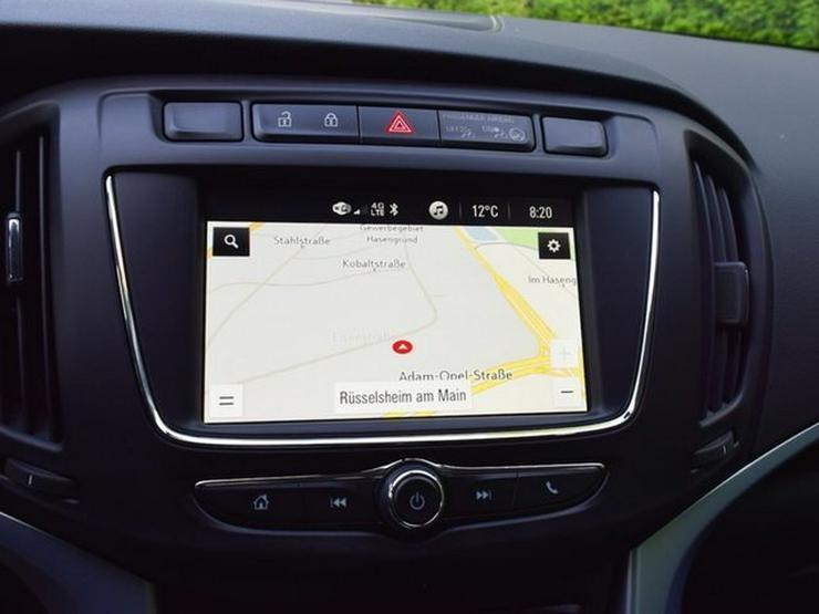 Bild 4: OPEL Zafira 1.4 T S&S Navi 4.0 IntelliLink/Cam Klimaauto. Alu17 Temp PDC OnStar NSW 7 Sitzer