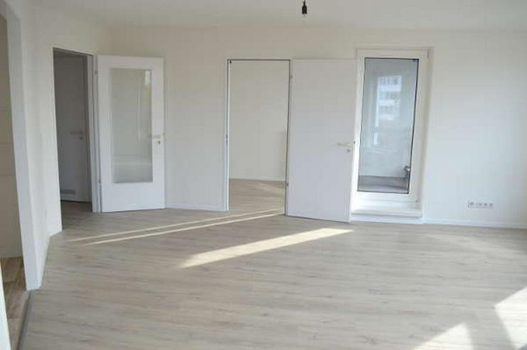 Bild 4: Modernisierte 2-Zimmerwohnung ohne Herd/Spüle